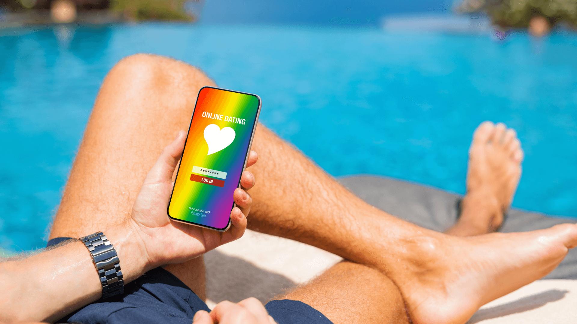 dating app SMS verification