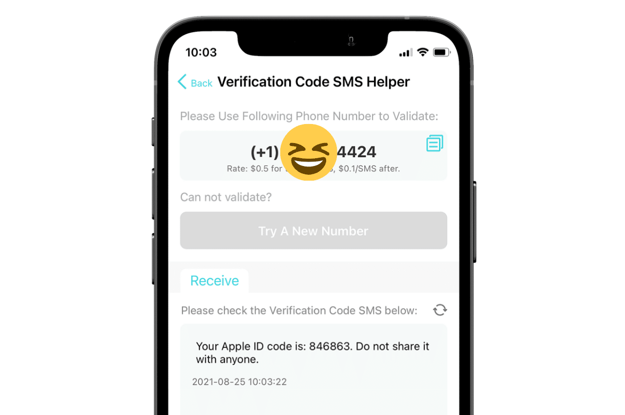 step 4 to get an airbnb verification code